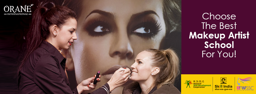 Top 5 Tips To Choose The Best Makeup School For You Orane Beauty Institute
